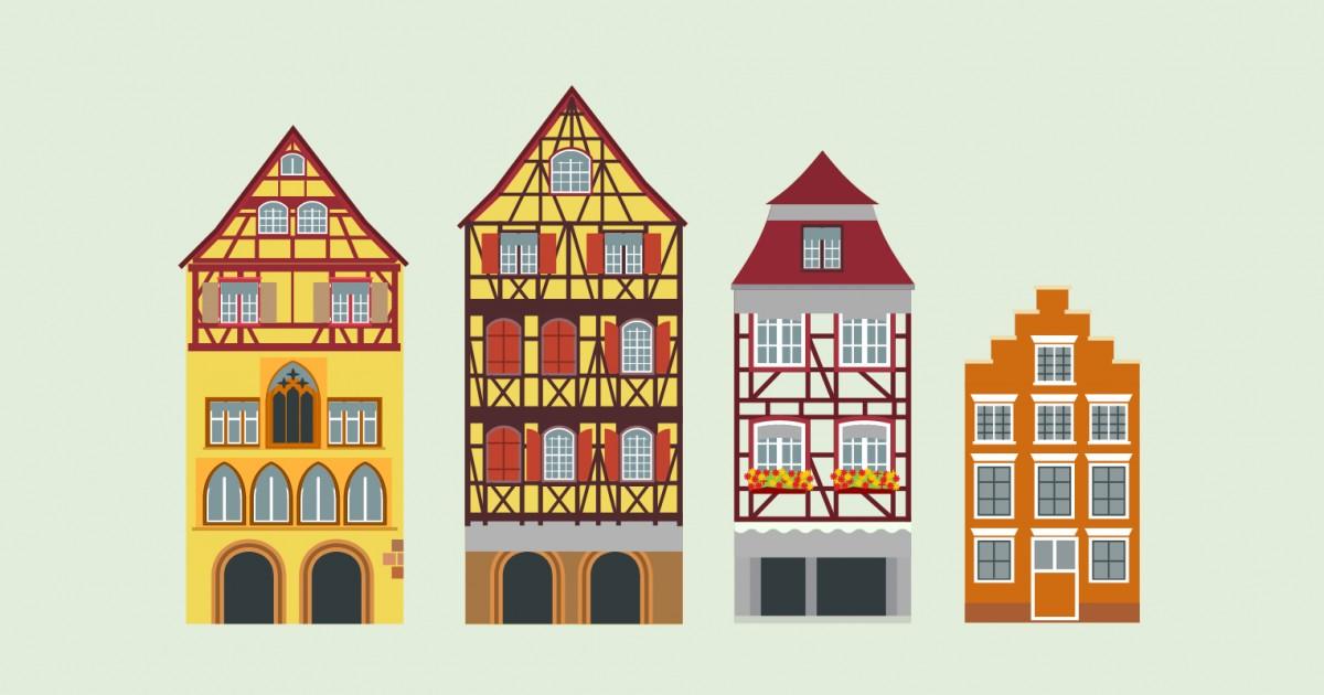 Страны Евросоюза с самыми низкими процентами по ипотеке